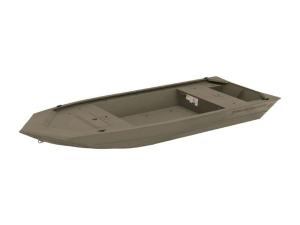 2020 Tracker Boats boat for sale, model of the boat is Grizzly® 1648 Jon & Image # 8 of 11