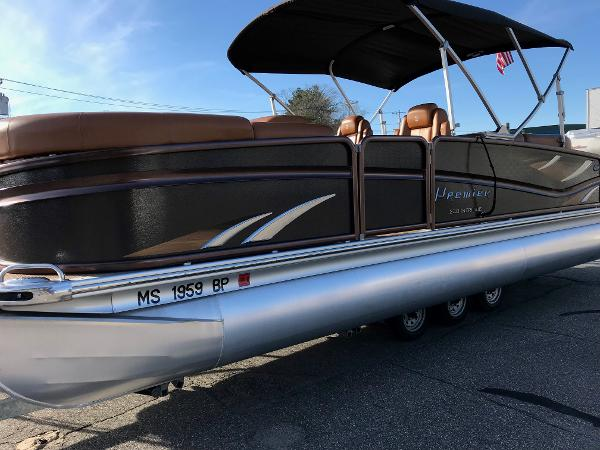 2017 PREMIER PONTOONS 230 INTRIGUE for sale