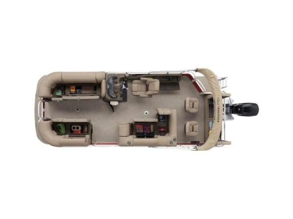 2020 Sun Tracker boat for sale, model of the boat is SportFish™ 22 DLX & Image # 2 of 55