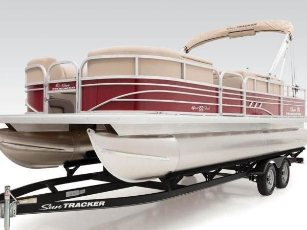 2020 Sun Tracker boat for sale, model of the boat is SportFish™ 22 DLX & Image # 16 of 55