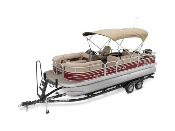 2020 Sun Tracker boat for sale, model of the boat is SportFish™ 22 DLX & Image # 17 of 55