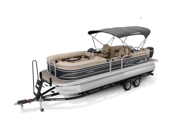 2020 Sun Tracker boat for sale, model of the boat is PARTY BARGE® 24 DLX & Image # 42 of 59
