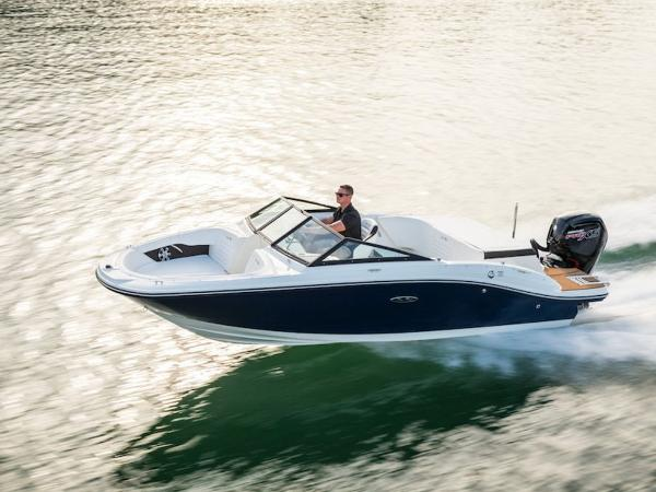 2020 Sea Ray boat for sale, model of the boat is SPX 190 OB & Image # 1 of 13