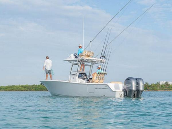 2020 Sportsman Boats boat for sale, model of the boat is Open 252 & Image # 9 of 45