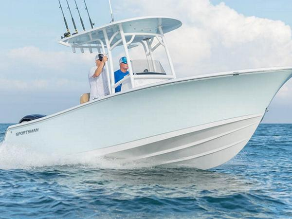 2020 Sportsman Boats boat for sale, model of the boat is Open 252 & Image # 10 of 45