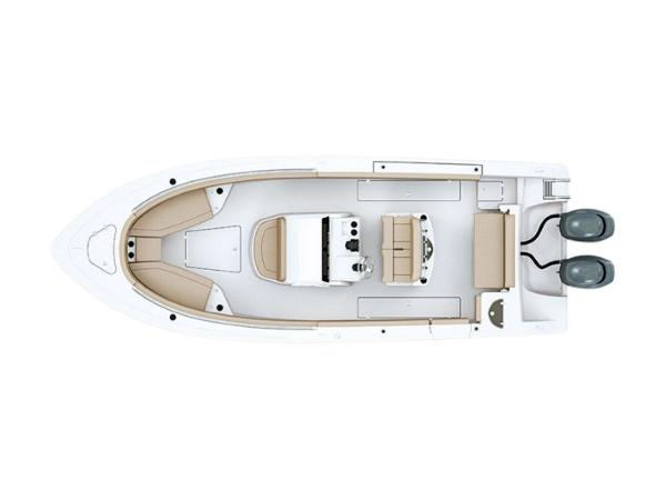 2020 Sportsman Boats boat for sale, model of the boat is Open 252 & Image # 32 of 45