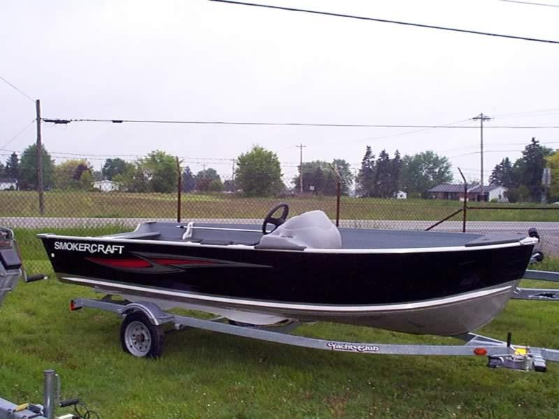 2019 Smoker Craft boat for sale, model of the boat is 14 Big Fish & Image # 2 of 9