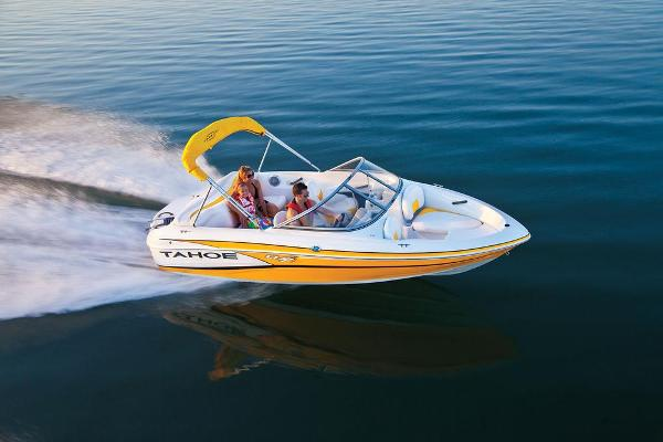 2013 Tahoe boat for sale, model of the boat is Q4i w/ 3.0 MPI 135HP ECT and Trailer & Image # 4 of 38