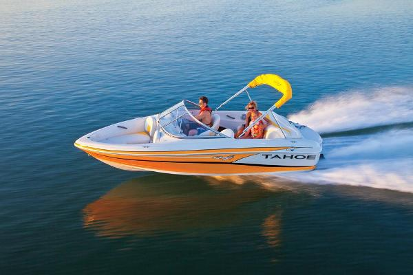 2013 Tahoe boat for sale, model of the boat is Q4i w/ 3.0 MPI 135HP ECT and Trailer & Image # 6 of 38