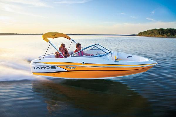 2013 Tahoe boat for sale, model of the boat is Q4i w/ 3.0 MPI 135HP ECT and Trailer & Image # 5 of 38