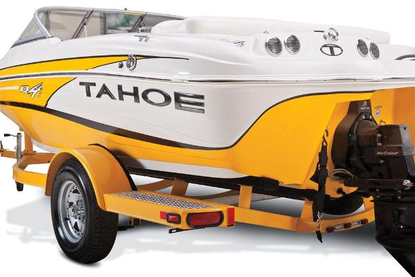 2013 Tahoe boat for sale, model of the boat is Q4i w/ 3.0 MPI 135HP ECT and Trailer & Image # 26 of 38
