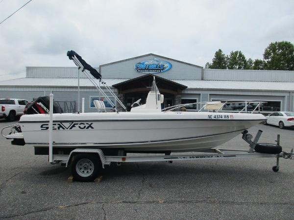 2002 SEA FOX 196 CC for sale
