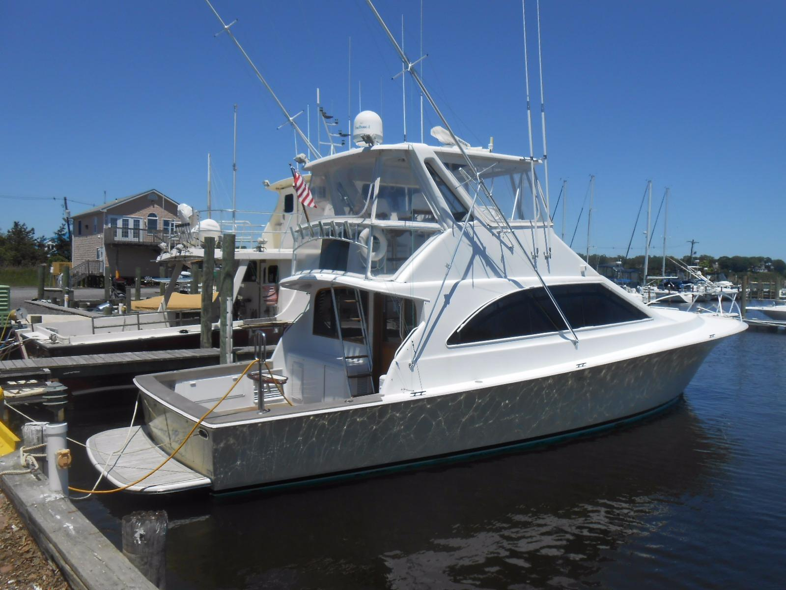 48 ocean yachts 1995 for sale in pine beach new jersey for Ocean yachts 48 motor yacht for sale