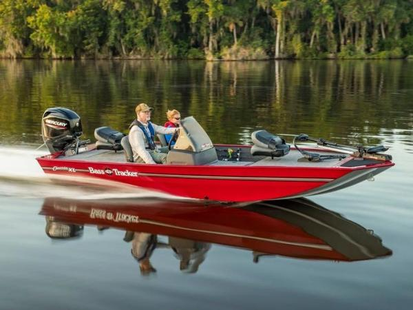2020 Tracker Boats boat for sale, model of the boat is BASS TRACKER® Classic XL & Image # 1 of 37