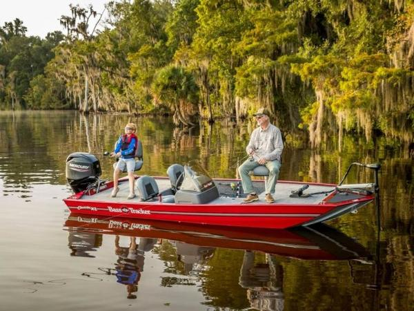 2020 Tracker Boats boat for sale, model of the boat is BASS TRACKER® Classic XL & Image # 9 of 37