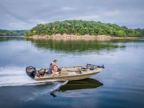 2020 Tracker Boats boat for sale, model of the boat is GRIZZLY® 1648 SC & Image # 1 of 25