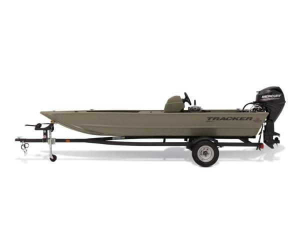 2020 Tracker Boats boat for sale, model of the boat is GRIZZLY® 1648 SC & Image # 23 of 25