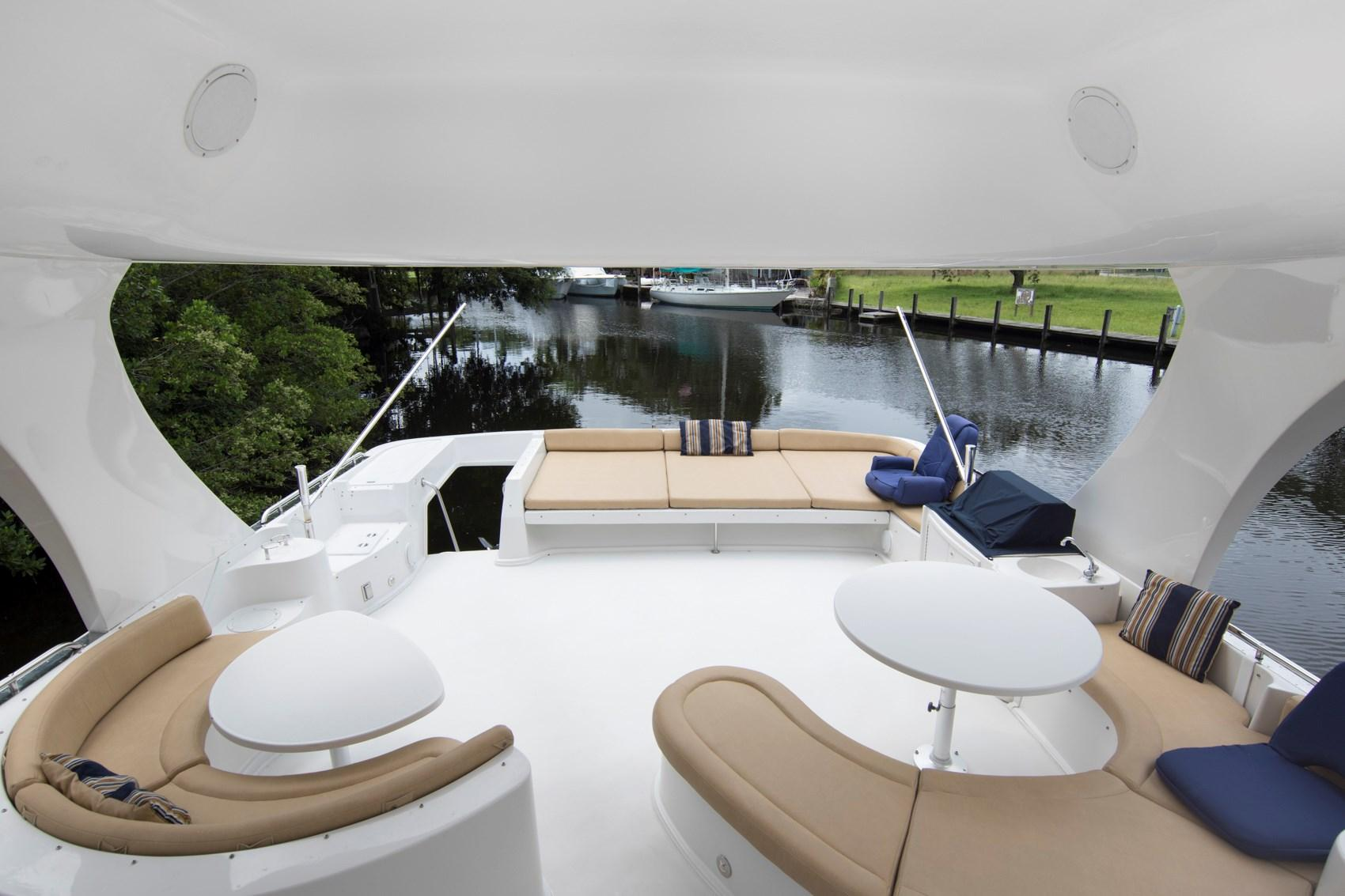 2009 Bluewater 65 Legacy