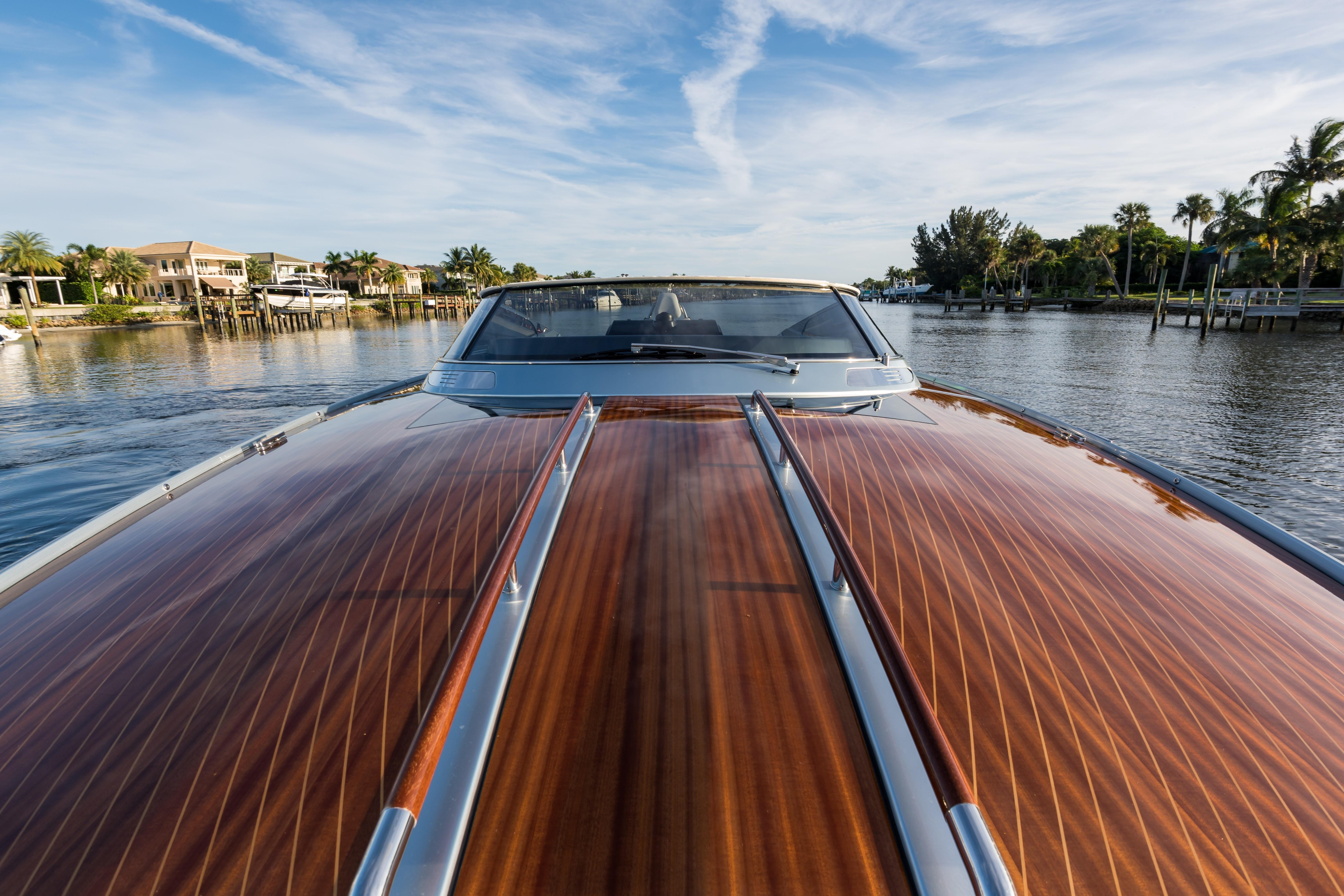 2014 44' Riva Bow Deck