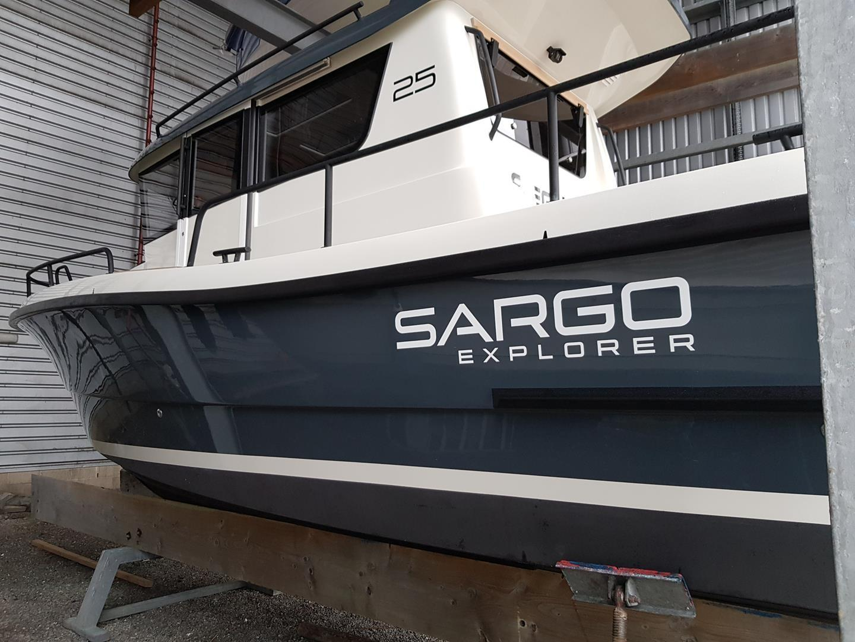 2015 Sargo 25 Explorer for sale