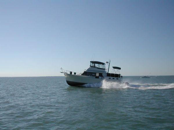 40' Mainship 40 Nantucket (Double Cabin)