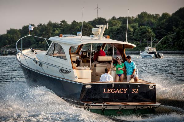 Picture Of:  32.6' Legacy 32 2019Yacht For Sale | 3 of 7