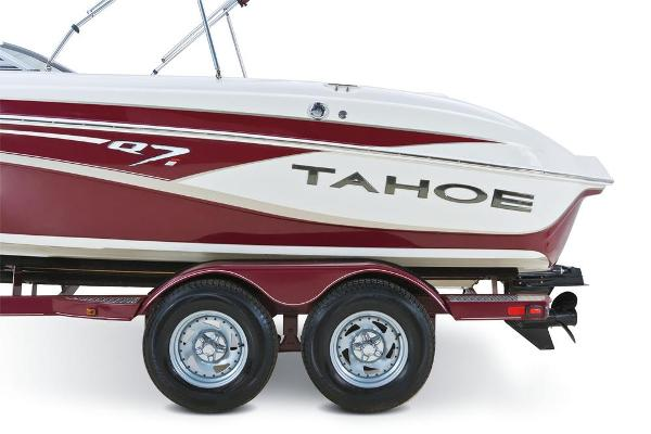 2013 Tahoe boat for sale, model of the boat is Q7i w/ 4.3L 190HP V-6 and Trailer & Image # 7 of 18