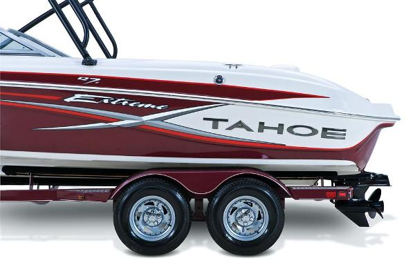 2013 Tahoe boat for sale, model of the boat is Q7i w/ 4.3L 190HP V-6 and Trailer & Image # 11 of 18