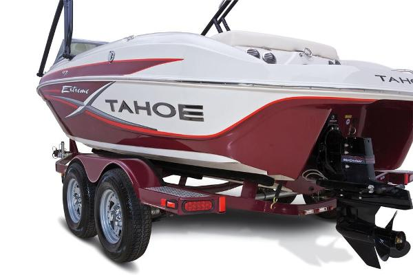 2013 Tahoe boat for sale, model of the boat is Q7i w/ 4.3L 190HP V-6 and Trailer & Image # 12 of 18