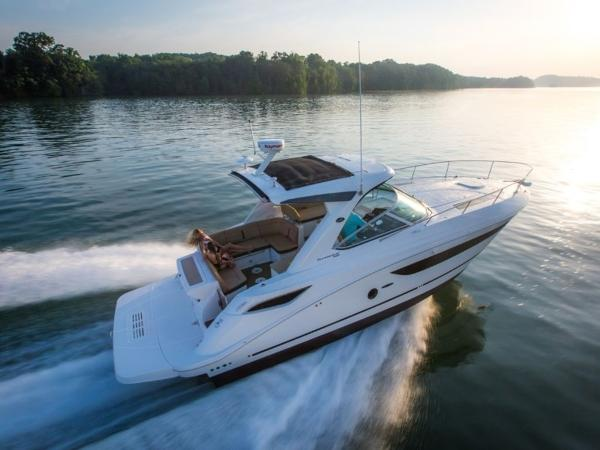 2020 Sea Ray boat for sale, model of the boat is Sundancer 350 & Image # 1 of 23