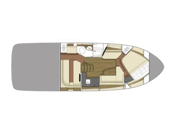 2020 Sea Ray boat for sale, model of the boat is Sundancer 350 & Image # 6 of 23