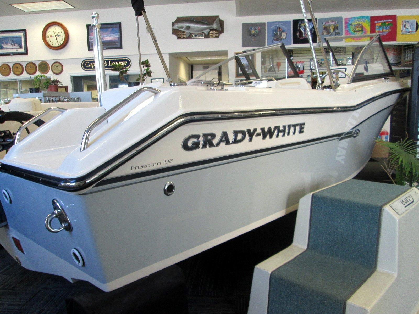 Grady-WhiteFreedom 192