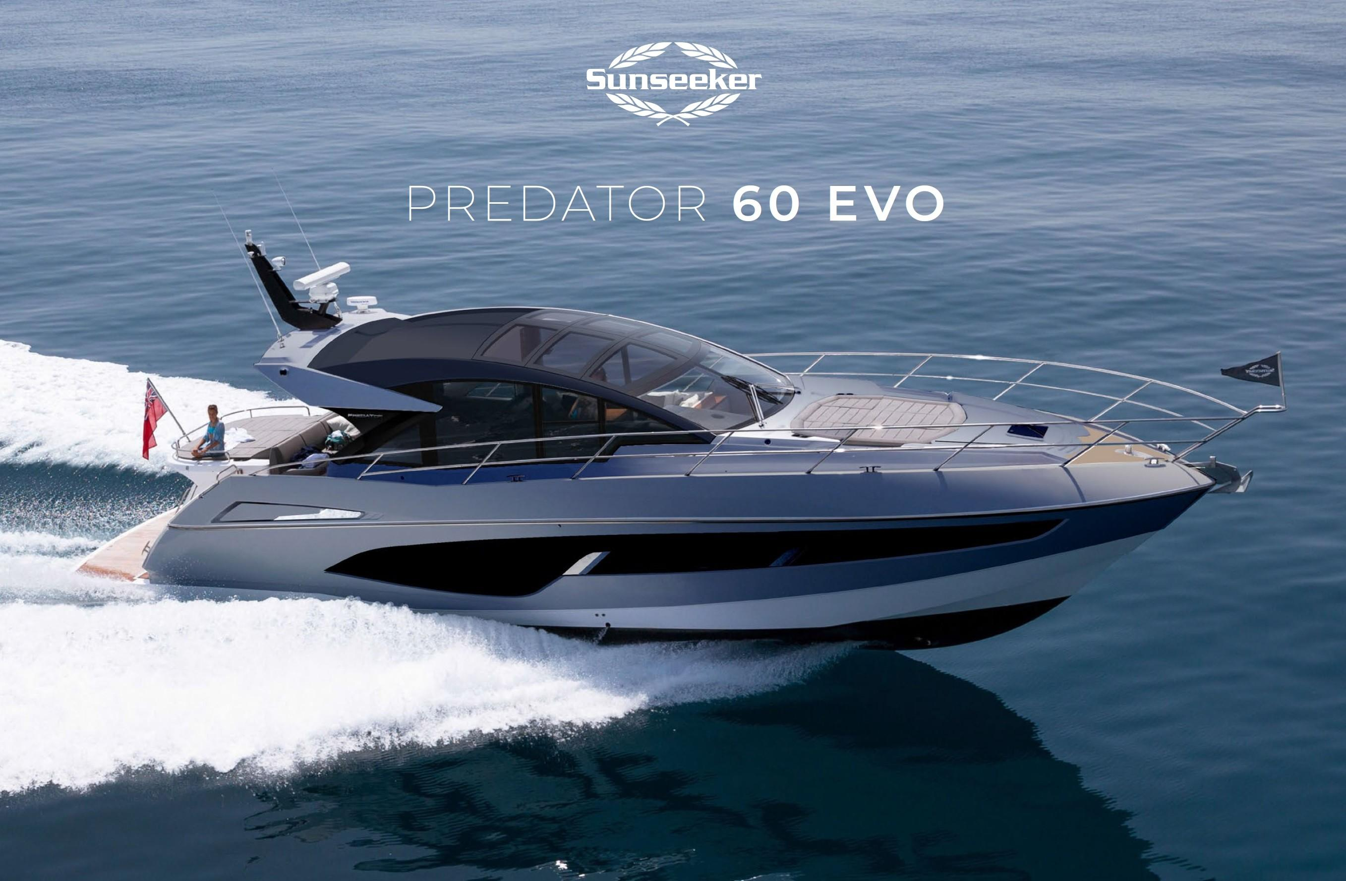 Sunseeker Yachts for Sale Ranging from 35' to 60' | Galati
