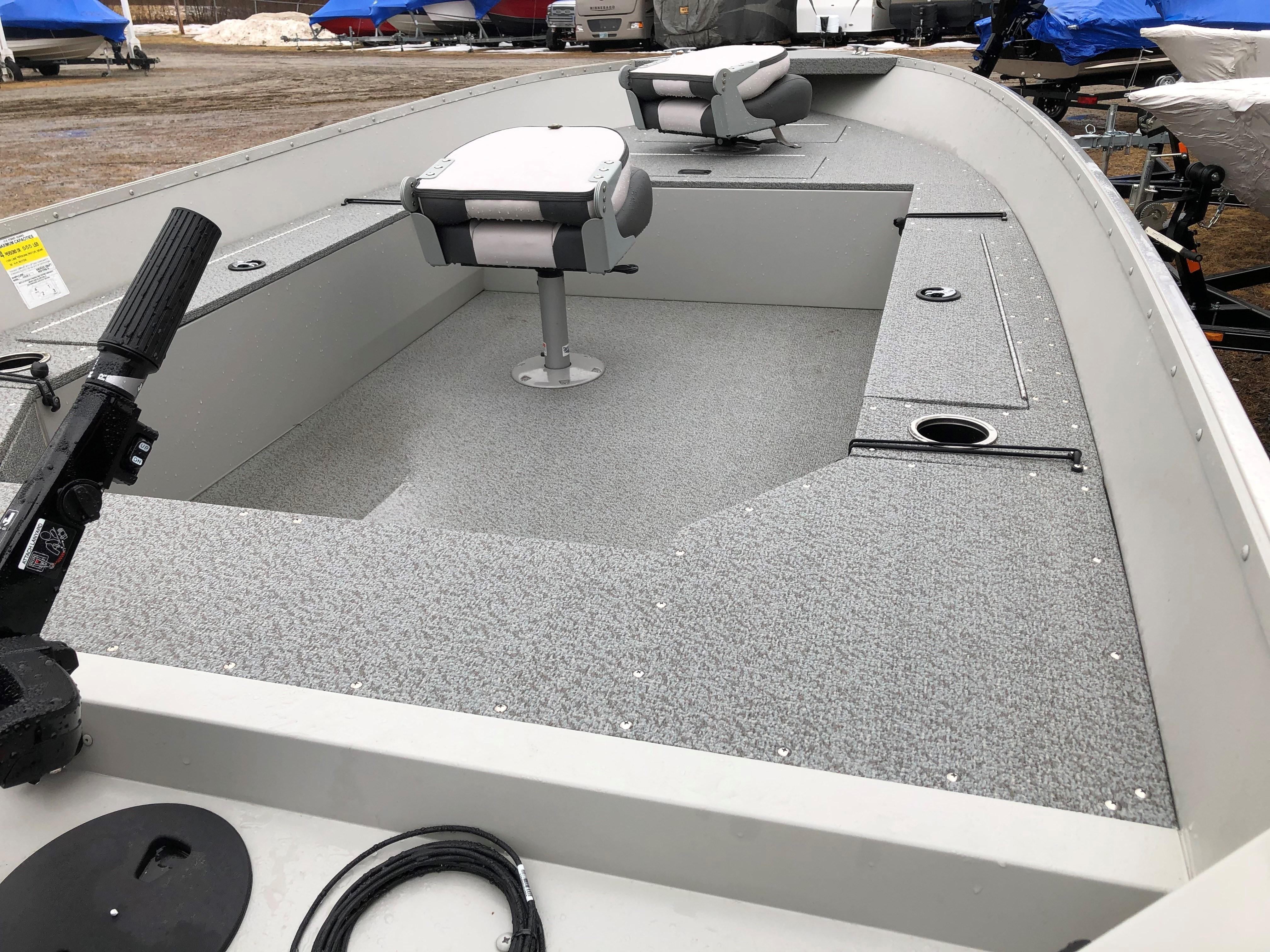 2018 Smoker Craft boat for sale, model of the boat is Angler 14TL & Image # 5 of 17