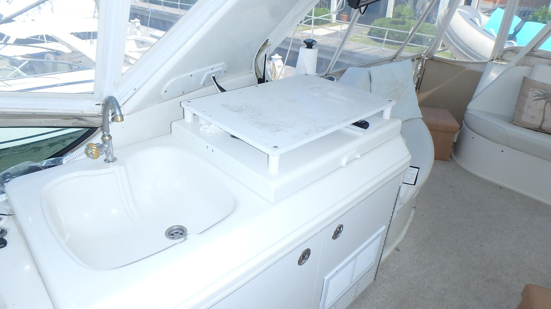 Carver 57 Voyager - Photo: #93