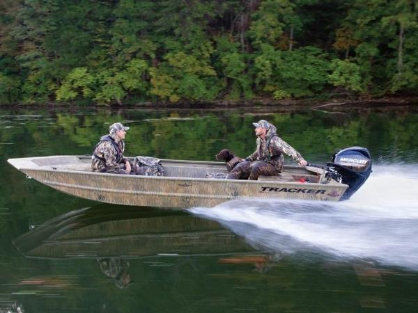 2020 Tracker Boats boat for sale, model of the boat is GRIZZLY® 1754 Jon & Image # 1 of 19