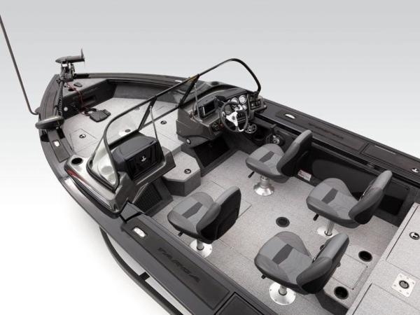 2020 Tracker Boats boat for sale, model of the boat is Targa™ V-19 WT & Image # 25 of 57