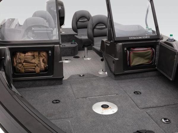 2020 Tracker Boats boat for sale, model of the boat is Targa™ V-19 WT & Image # 48 of 57