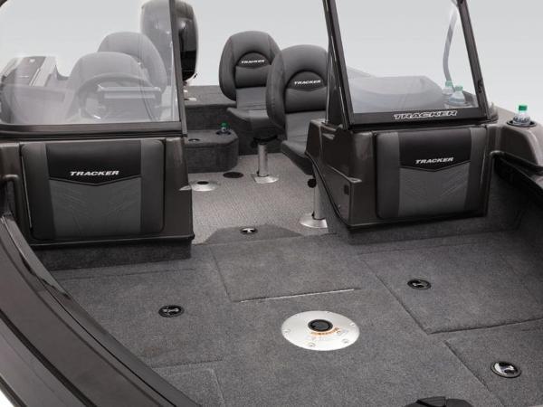 2020 Tracker Boats boat for sale, model of the boat is Targa™ V-19 WT & Image # 55 of 57