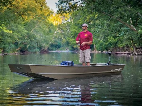 2020 Tracker Boats boat for sale, model of the boat is Topper™ 1542 & Image # 1 of 14