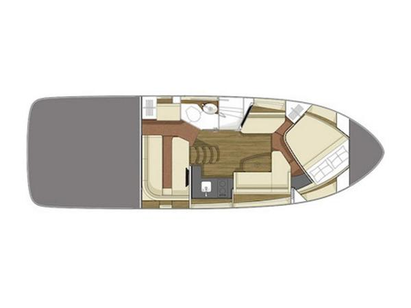 2020 Sea Ray boat for sale, model of the boat is Sundancer 350 Coupe & Image # 2 of 27