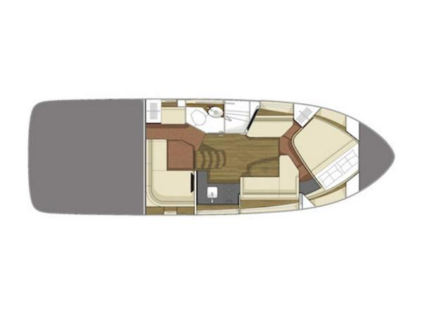 2020 Sea Ray boat for sale, model of the boat is Sundancer 350 Coupe & Image # 5 of 27