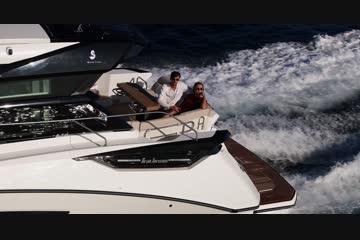 Beneteau Gran Turismo 50 video
