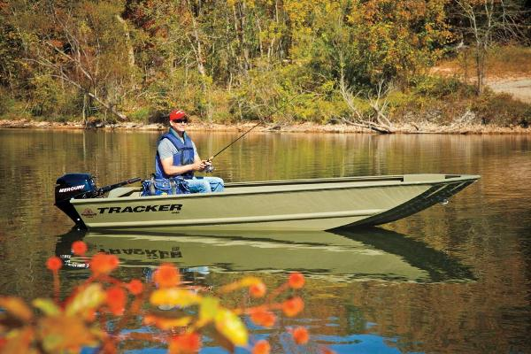 2013 TRACKER BOATS GRIZZLY 1448 JON for sale