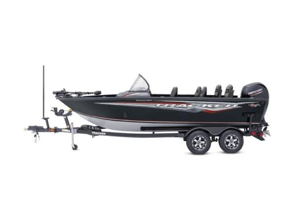 2020 Tracker Boats boat for sale, model of the boat is Targa™ V-19 Combo Tournament Ed. & Image # 4 of 57