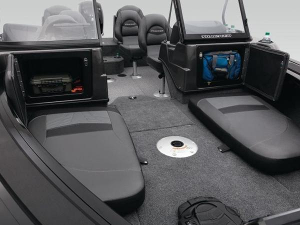 2020 Tracker Boats boat for sale, model of the boat is Targa™ V-19 Combo Tournament Ed. & Image # 32 of 57