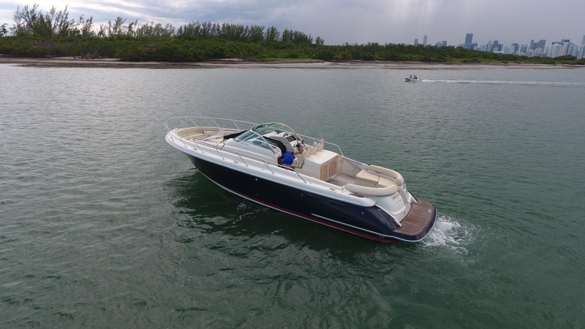 2015 Chris Craft 36' - Profile