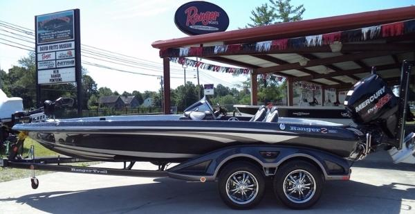 2018 RANGER BOATS Z520C CUP for sale
