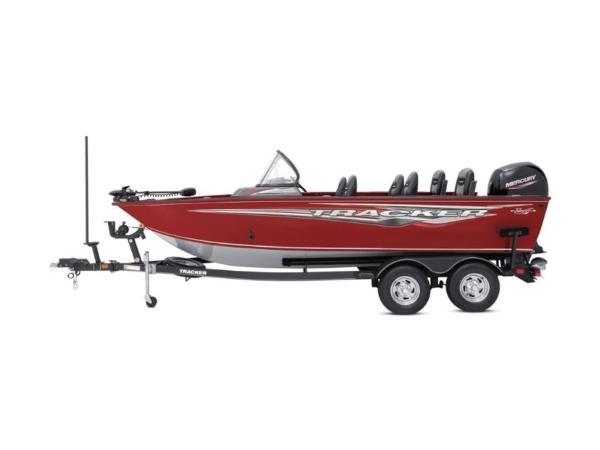 2020 Tracker Boats boat for sale, model of the boat is Targa™ V-19 Combo & Image # 15 of 66