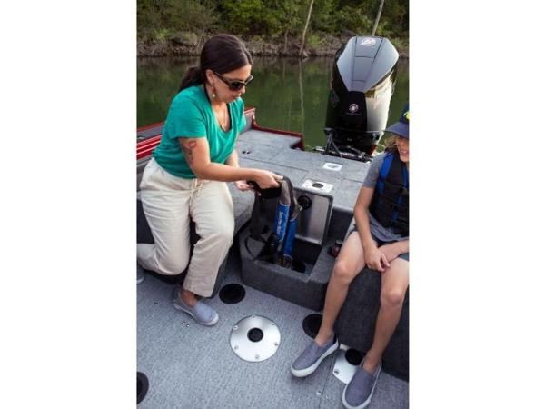 2020 Tracker Boats boat for sale, model of the boat is Targa™ V-19 Combo & Image # 25 of 66